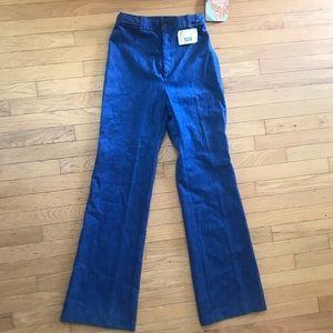 Vintage Levi women's denim jeans